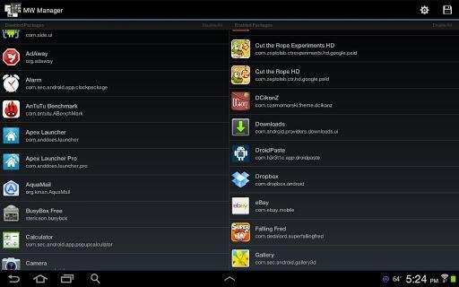 Samsung Multi Window Manager - Imagem 1 do software