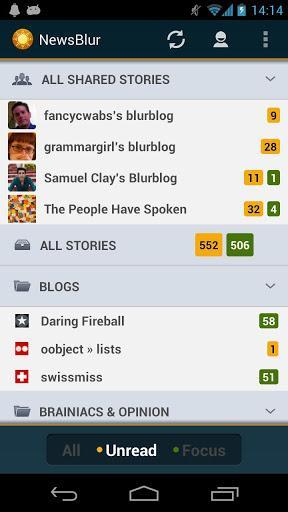 NewsBlur - Imagem 1 do software