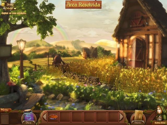Robin`s Quest - A Legend Born Deluxe - Imagem 1 do software
