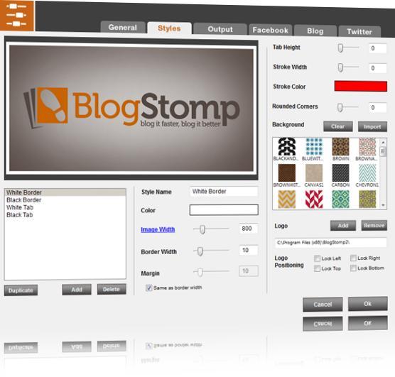 BlogStomp - Imagem 2 do software