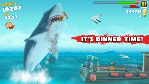 Hungry Shark Evolution - Imagem 1 do software