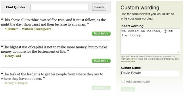 QuotesCover - Imagem 1 do software
