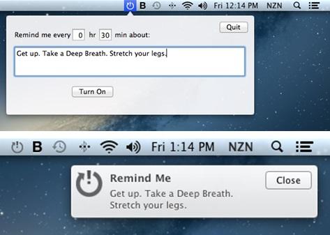 RemindMeAgain - Imagem 1 do software