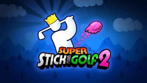Super Stickman Golf 2 - Imagem 1 do software
