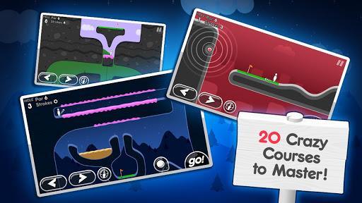 Super Stickman Golf 2 - Imagem 2 do software