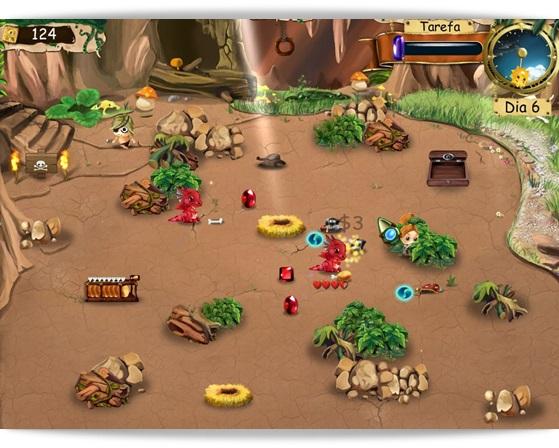 Dragon Keeper Deluxe - Imagem 1 do software