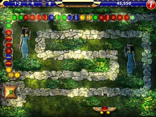 Luxor HD Deluxe - Imagem 1 do software