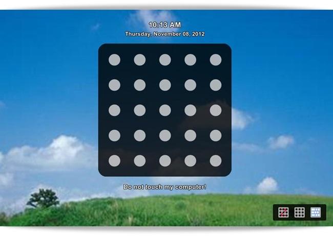 Eusing Maze Lock - Imagem 1 do software
