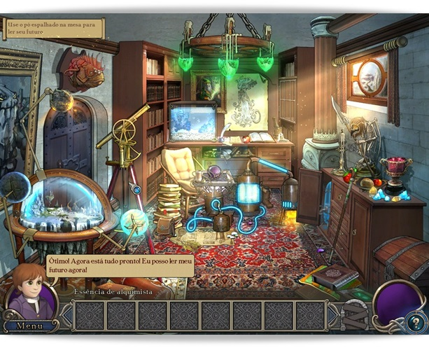 Elementals - The Magic Key Deluxe - Imagem 1 do software