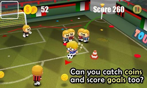 Soccer Stealers - Imagem 1 do software