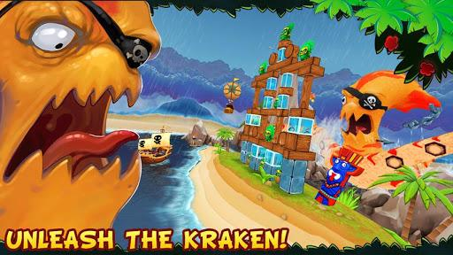 Potshot Pirates 3D Free - Imagem 1 do software