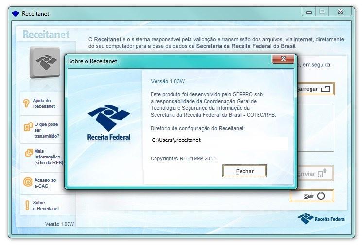 IRPF DOWNLOAD GRÁTIS PROGRAMA NOVA 2011 VERSAO