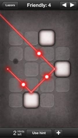 Lazors - Imagem 1 do software
