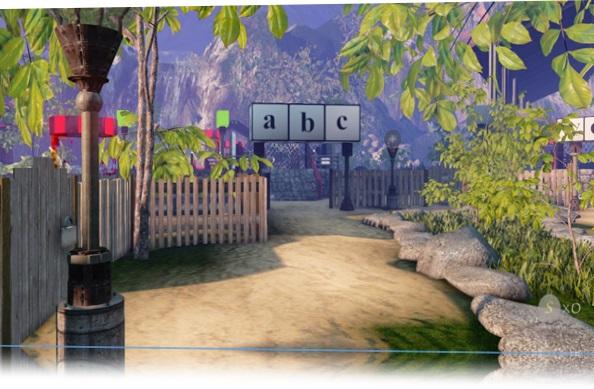 Visualizando o jogo do alfabeto