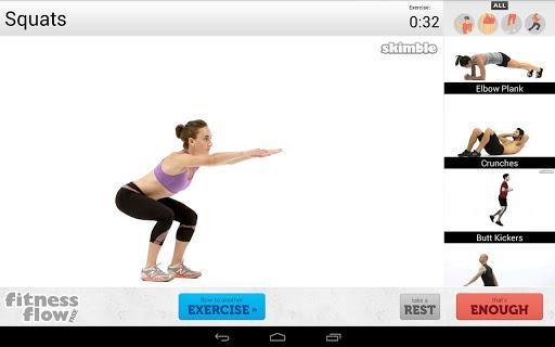 Fitness Flow FREE - Imagem 1 do software