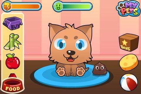 My Virtual Pet - Pets Game - Imagem 1 do software