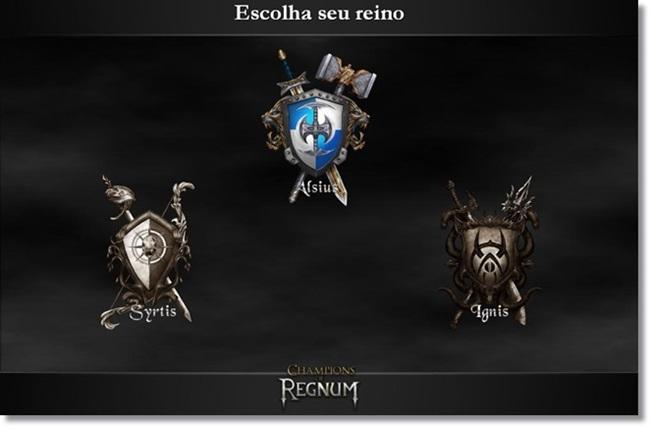 Champions of Regnum - Imagem 1 do software