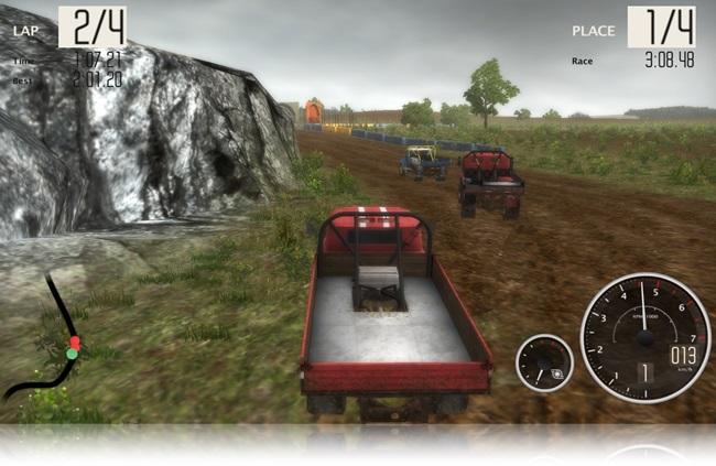Autocross Truck Racing - Imagem 1 do software