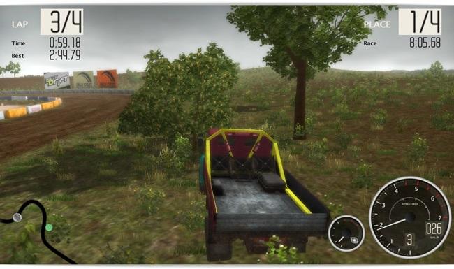 Autocross Truck Racing - Imagem 3 do software