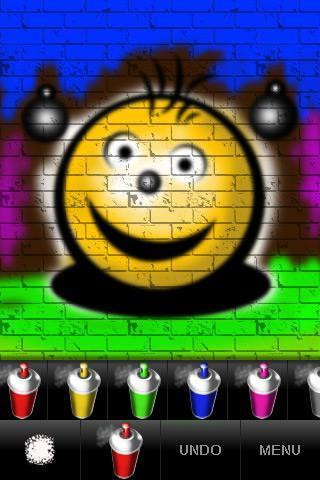 Spray Painter - Imagem 2 do software