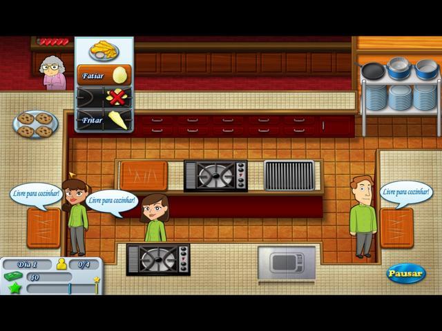 Kitchen Brigade Deluxe - Imagem 1 do software