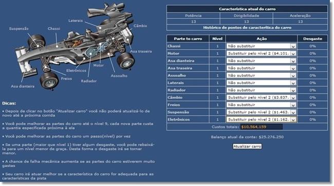 Grand Prix Racing Online - Imagem 4 do software