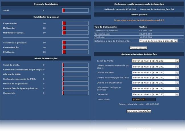 Grand Prix Racing Online - Imagem 3 do software
