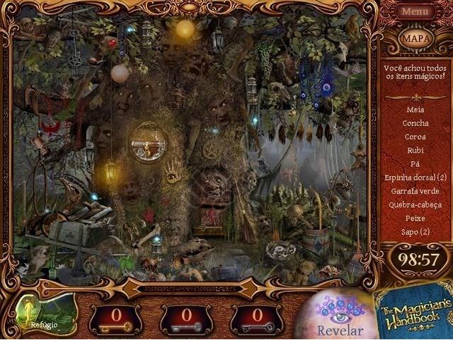 The Magician`s Handbook II Deluxe - Imagem 1 do software