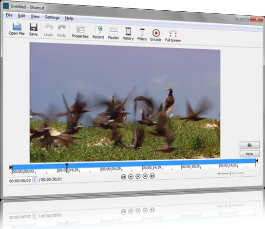 Edite e converta seus vídeos