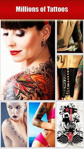 HD Tattoo Designs Catalog - Imagem 1 do software