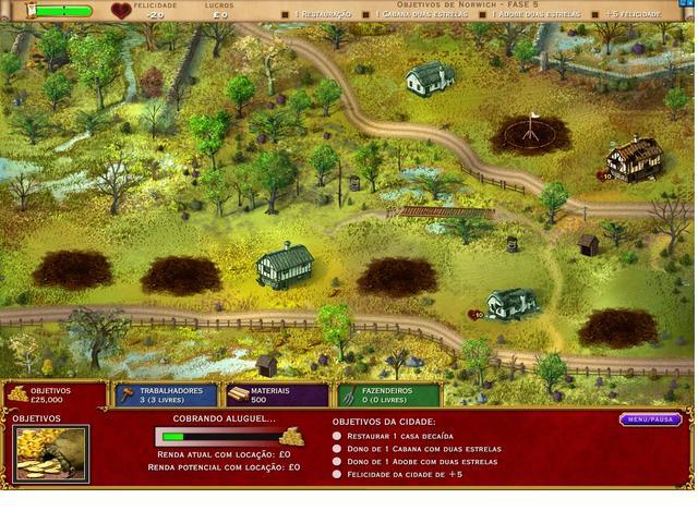 Build-a-lot - The Elizabethan Era Deluxe - Imagem 1 do software