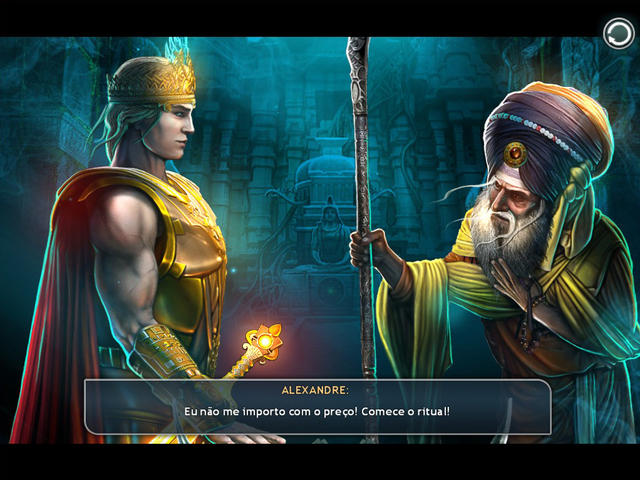 Alexander The Great - Secrets of Power Deluxe - Imagem 1 do software