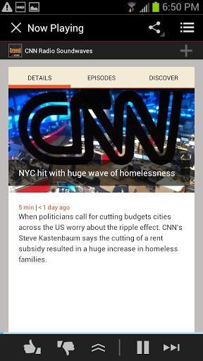 Stitcher Radio - News & Talk - Imagem 1 do software