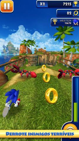 Sonic Dash - Imagem 3 do software