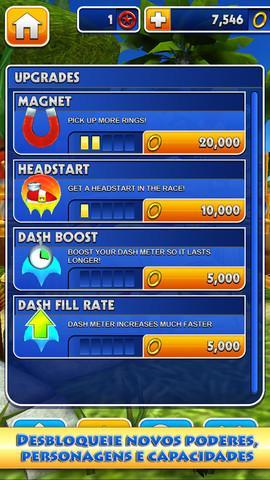Sonic Dash - Imagem 4 do software