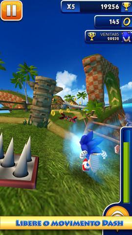 Sonic Dash - Imagem 2 do software