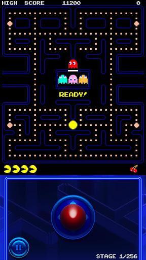 PAC-MAN +Tournaments - Imagem 1 do software