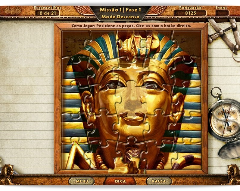 Amazing Adventures - The Lost Tomb Deluxe - Imagem 1 do software