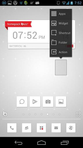 Buzz Launcher - Imagem 1 do software