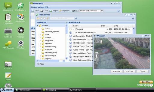 Remote Web Desktop - Imagem 1 do software