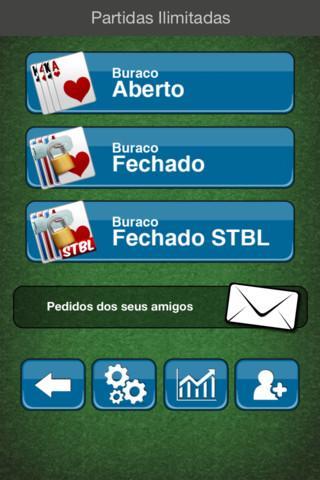 Buraco Jogatina - Imagem 1 do software