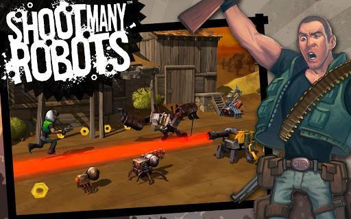 Shoot Many Robots - Imagem 1 do software