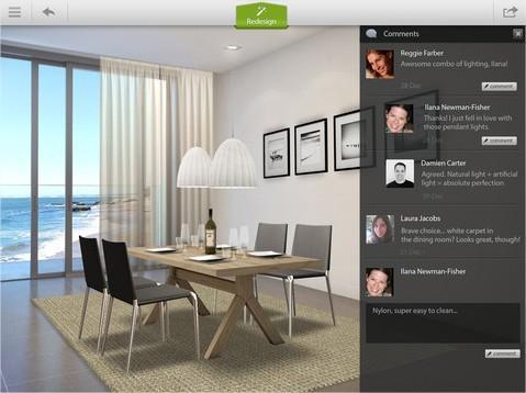 Homestyler: Autodesk Lança App De Design Para IPad Part 77
