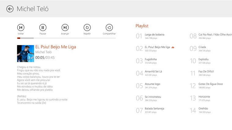 PALCO MP3 DE EQUILIBRIO BAIXAR DE MUSICAS PONTO