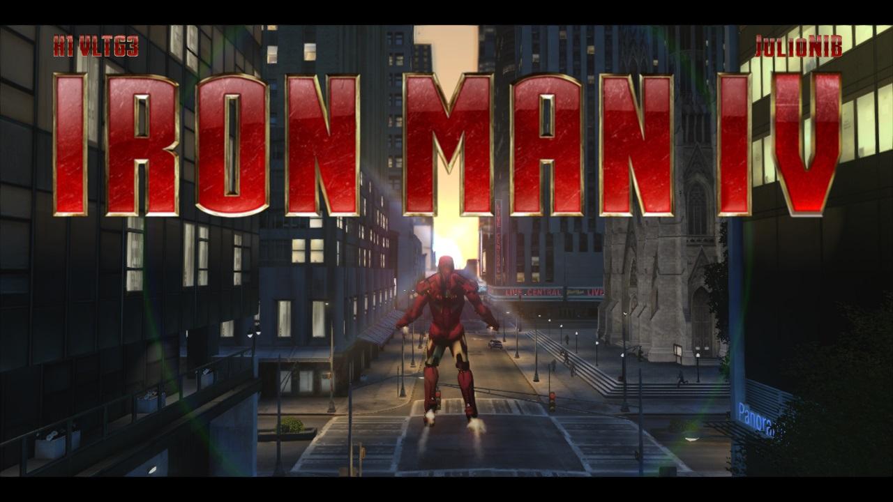 Gta iv iron man free download