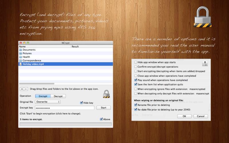 NCrypt - Imagem 1 do software