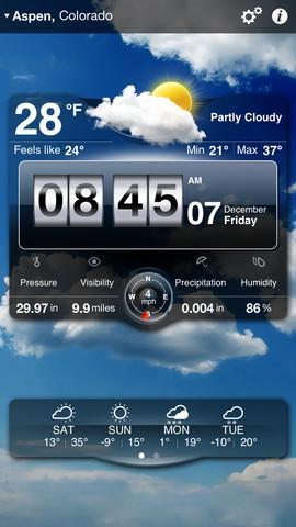 Weather Graus - Imagem 2 do software