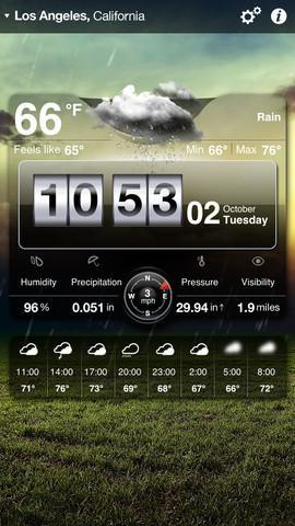 Weather Graus - Imagem 1 do software