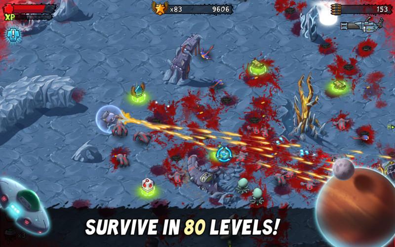Monster Shooter: The Lost Levels - Imagem 1 do software