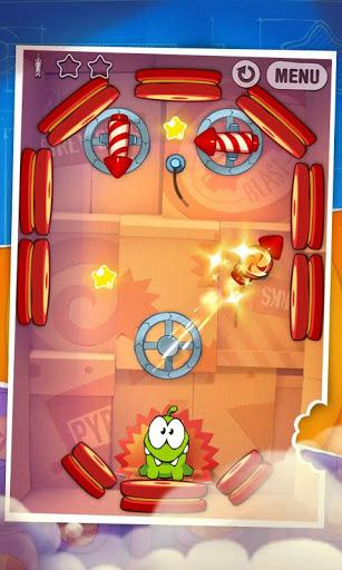 Cut the Rope: Experiments HD - Imagem 4 do software